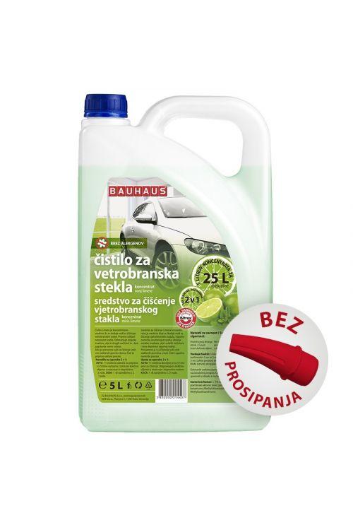 Koncentrat za stekla BAUHAUS (5 l za 25 l čistila, vonj limete)