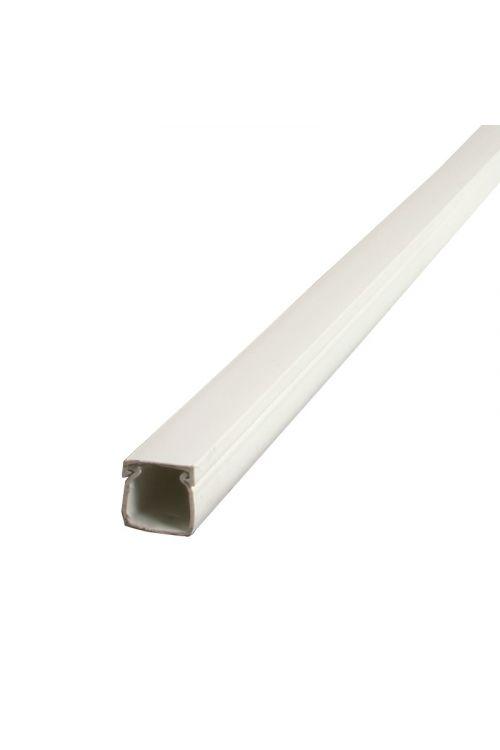 PVC KABELSKI KANAL (2 m x 15 mm x 15 mm, bel)