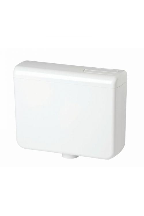 Kotliček Liv Coral (bela, dvokoličinsko splakovanje (3 in 6 l), nizka montaža, 33,5 x 43,5 x 14 cm)