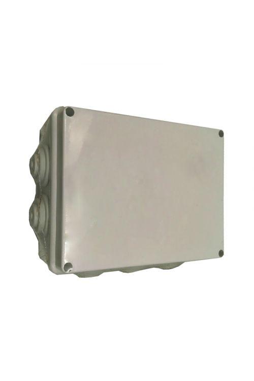 Nadometna razdelilna omarica EXTEH IP55 (190 x 140 mm x 70 mm)