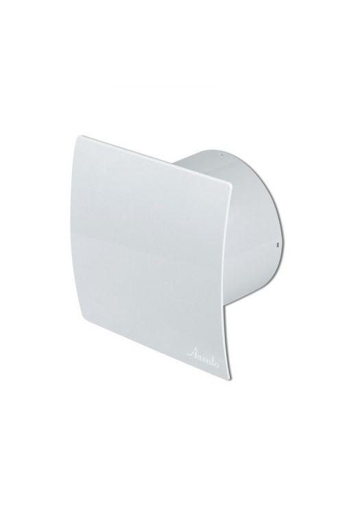 Ventilator Escudo WEB 100T (14 W, Ø 100, bel, pretok zraka do 94 m3/h, 37 dB (A), časovnik)