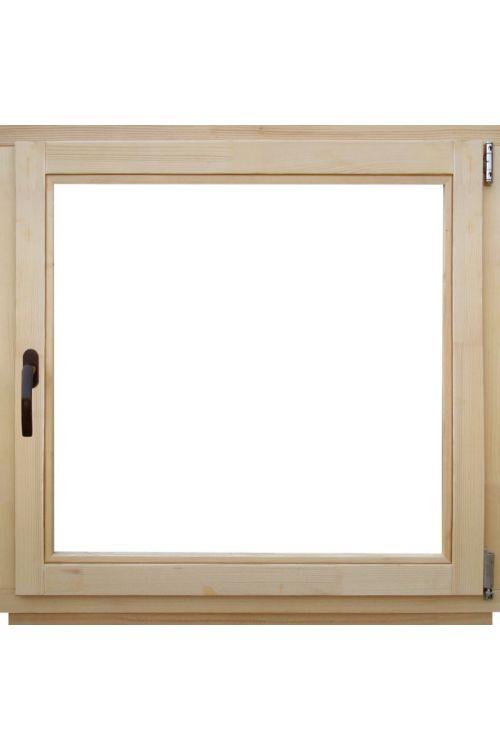 Okno Optimum (1200 x 1200 mm, leseno, desno)