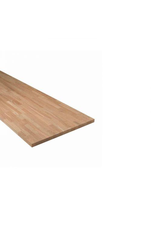 Delovna plošča Exclusivholz (4.000 x 800 x 38mm, hrast)