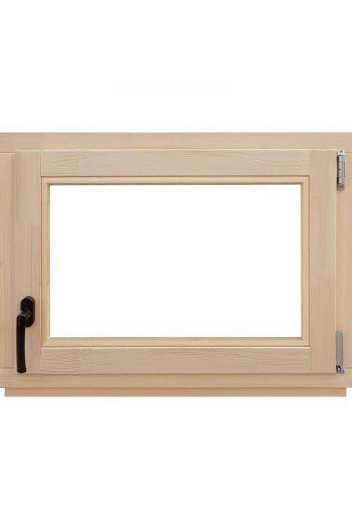 Okno Optimum (800 x 600 mm, leseno, desno)