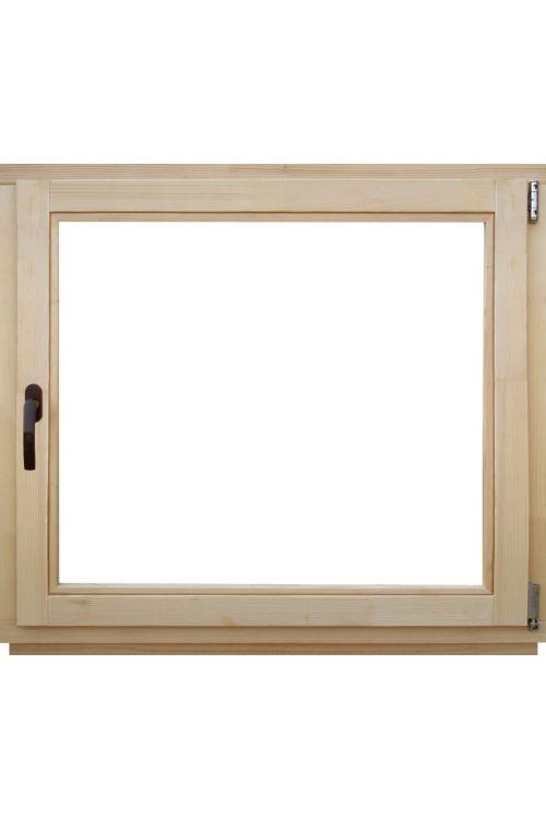 Okno Optimum (1000 x 900 mm, leseno, desno)