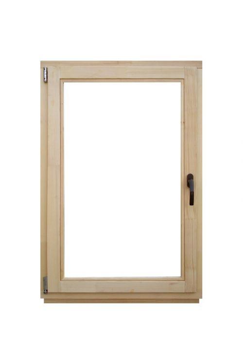 Okno Optimum (800 x 1200 mm, leseno, levo)
