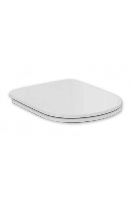 WC deska Dolomite Gemma 2 J5233 (PVC, počasno spuščanje, antibakterijska, bela)