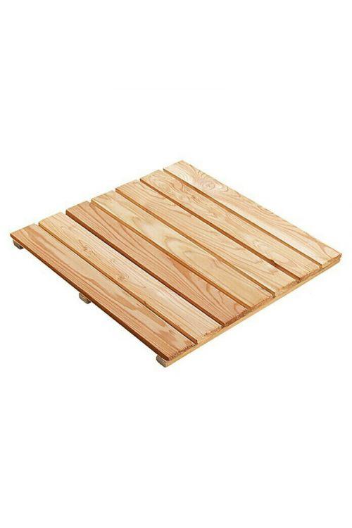 Lesena plošča (50 x 50 cm, macesen)