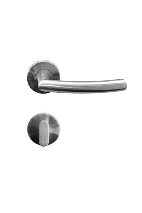 Kljuka za vrata Vovko Susy (WC, nerjavno jeklo, maks. debelina vrat 44 mm)