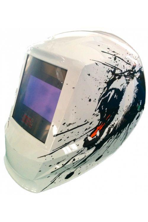Varilna maska White Cat AS4001F Shine (velikost okenca: 100 x 60 mm)