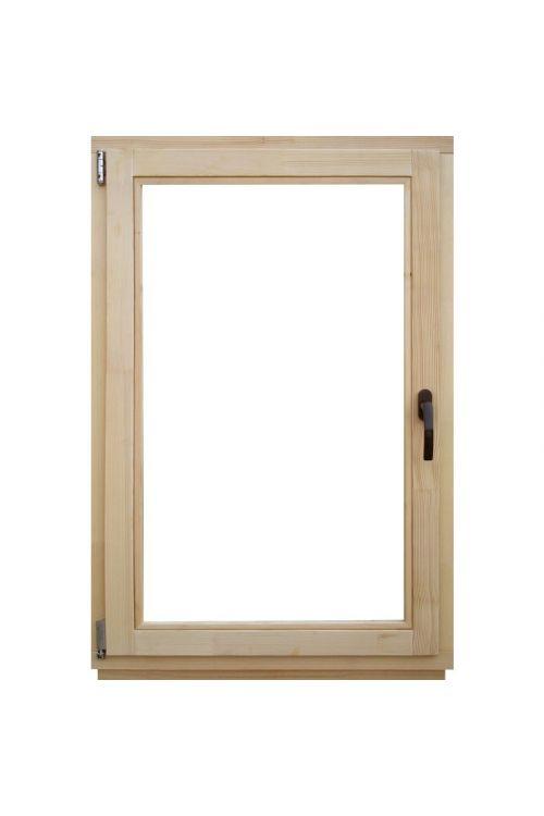 Okno Optimum (600 x 900 mm, leseno, levo)