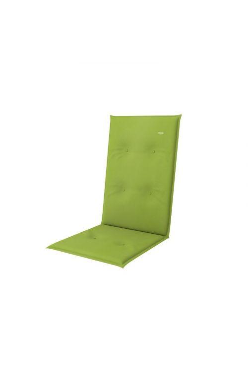 Blazina za stole z visokim naslonom Doppler Look (d 119 x š 48 x deb. 4 cm, zelene barve)
