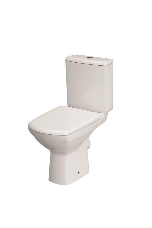 WC školjka Cersanit Carina 480 New Clean (odtok v steno, brez roba, keramika)