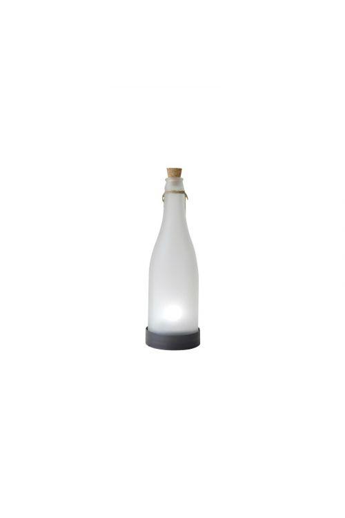 LED solarna steklenica Bauhaus (0,06 W, bela)
