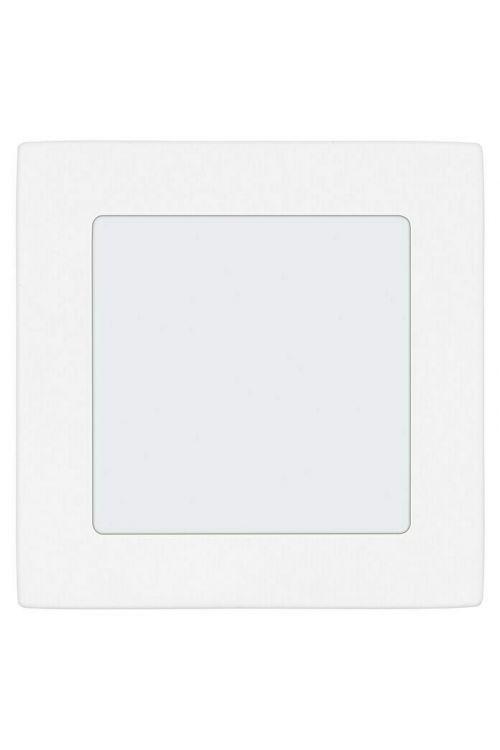 LED vgradni reflektor Eglo Fueva 1 (12 x 12 cm, bel, 5,5 W)