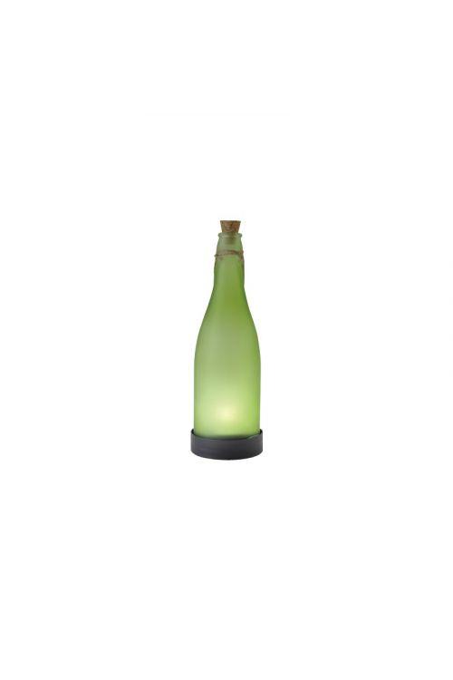 LED solarna steklenica Bauhaus (0,06 W, zelena)