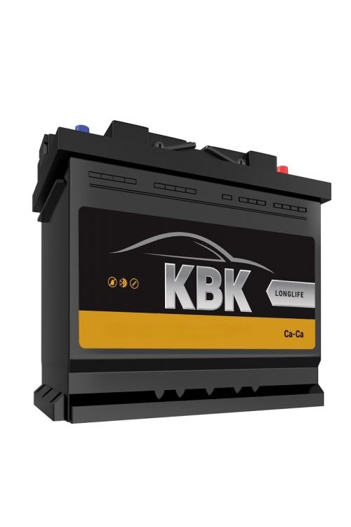 Avtomobilski akumulator KBK (100 Ah)