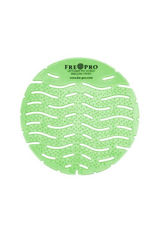 Gumijasta mrežica za pisoar (zelena, vonj: kumarica/melona