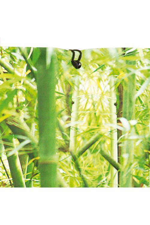 Balkonska zastirka Stylia (PVC, z motivom bambusa, 3x1 m)