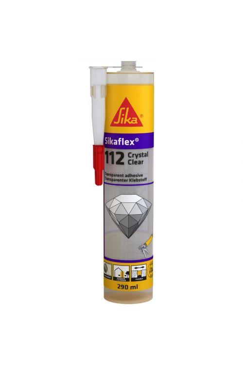 Tesnilna in lepilna masa Sikaflex Crystal Clear C239 (kartuša 290 ml)