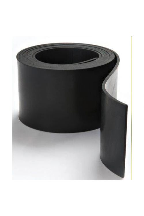 Gumijasta podloga B 1200mm (debeline: 4 mm, črna)