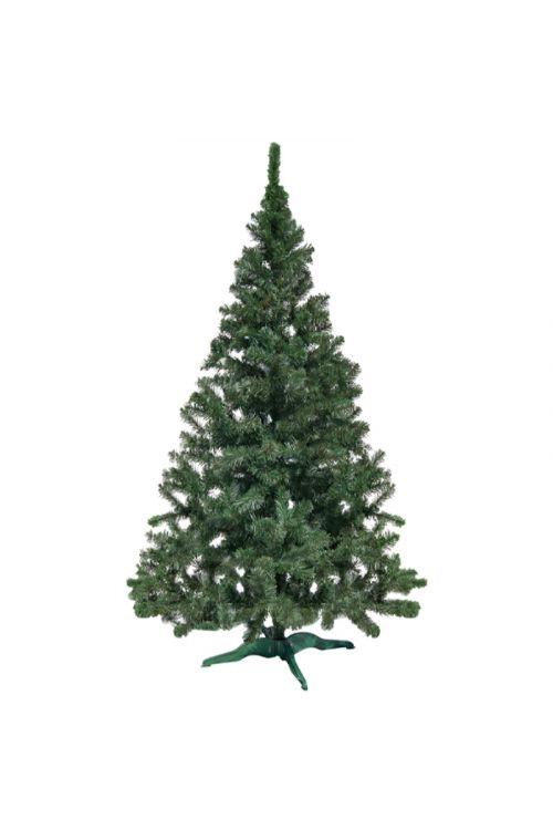 Umetno božično drevo (PVC, zeleno, 80 cm)