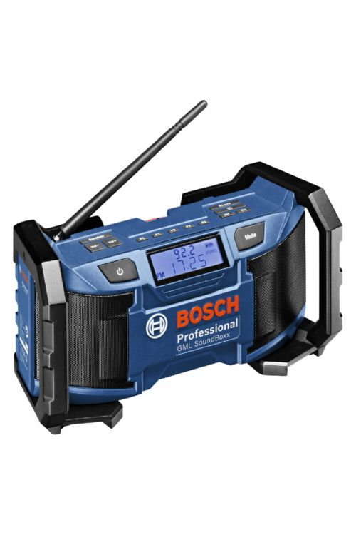 Akumulatorski radio BOSCH 'GML SoundBoxx Solo (18 V, solo orodje, AM/FM)