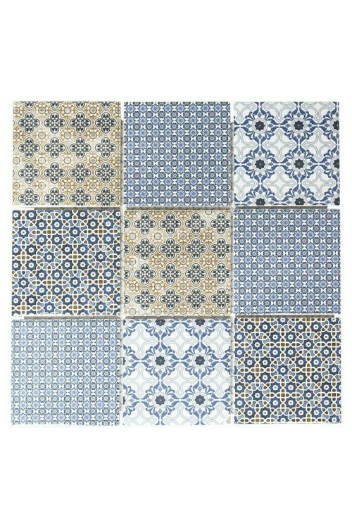 Mozaik ploščice Classico Mix (29,8 x 29,8 cm, večbarven, sijaj)