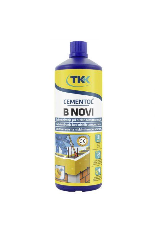 Dodatek za beton TKK Cementol B (1 kg, za betoniranje pri nizkih temperaturah)