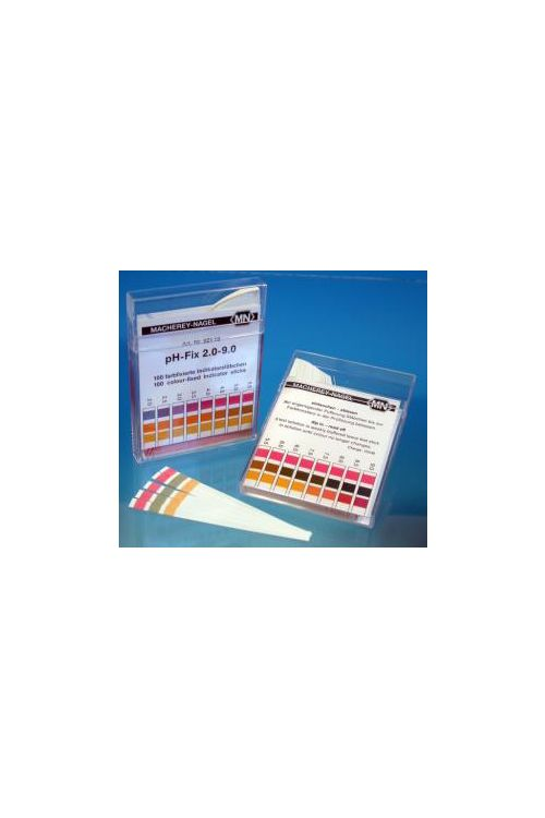 pH merilni lističi (4,0–7,0, 100 kosov)
