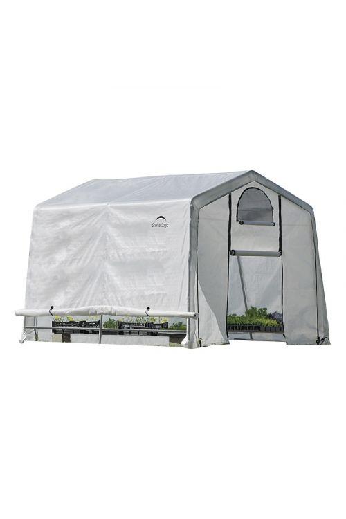 Rastlinjak ShelterLogic (300 x 300 x 240 cm, 9 m², odporen na dež in UV žarke)