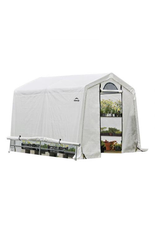 Rastlinjak ShelterLogic (240 x 240 x 240 cm, 5,76 m², polietilenska folija)