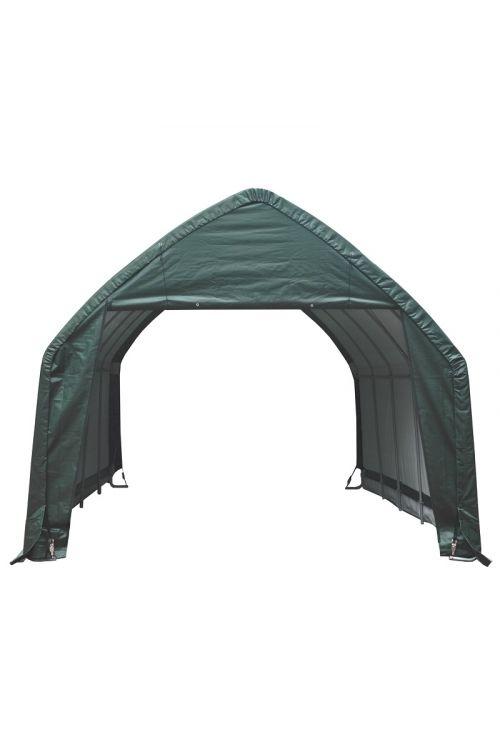 Garaža ShelterLogic In-a-Box (6,1 x 3,9 x 3,7 m, 23,8 m², zelena)