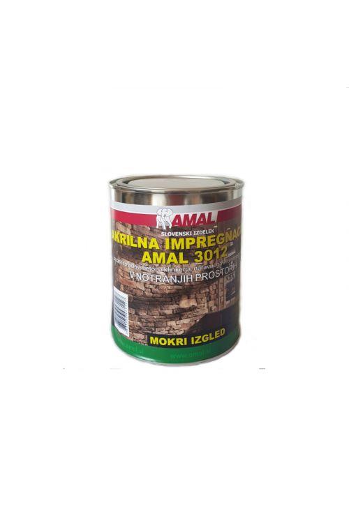 Akrilna impregnacija AMAL 3012 (750 ml, za uporabo v notranjih prostorih)
