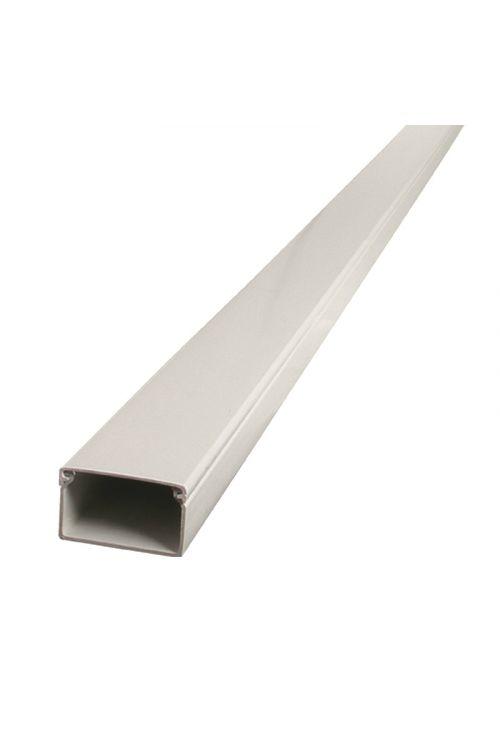 PVC KABELSKI KANAL (2 m x 30 mm x 17 mm, bel)