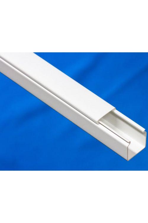 Nadometni inštalacijski kanal NIK (3 x 3 cm, bel, 2 m)
