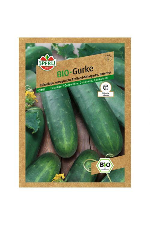 Bio seme za delikatesne kumare Sperli (Sonja)