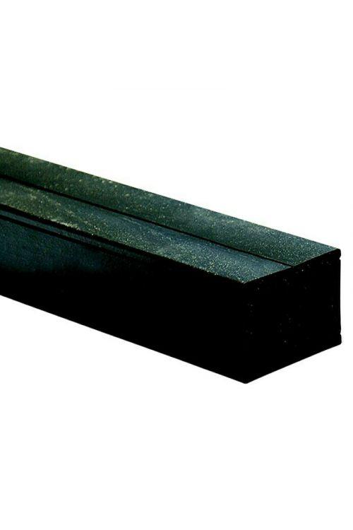 Podkonstrukcija WPC Kovalex Universal (300 x 5,5 x 4 cm, črna)