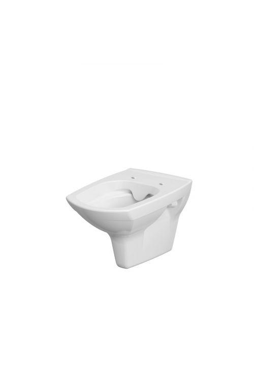 Stenska WC školjka Cersanit Carina (brez wc deske, brez roba)