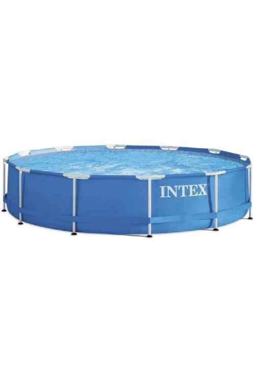 Montažni bazen Intex Rondo (Ø x v: 366 x 76 cm, filtrska črpalka: 2.006 l/h)