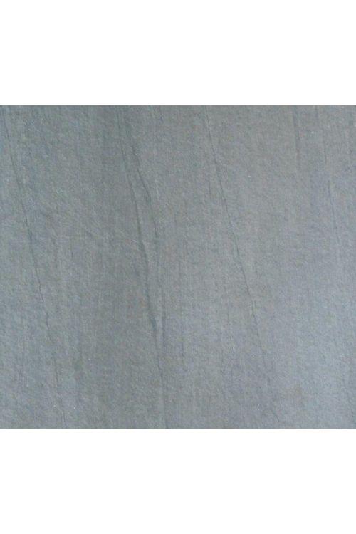 Gres ploščica Quarzite (61 x 61 x 1,6 cm, siva, glazirana, R11)