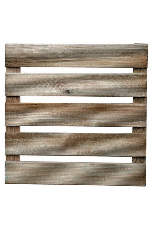 Lesena plošča Forest-Style Lisa (bor, 40 x 40 cm)