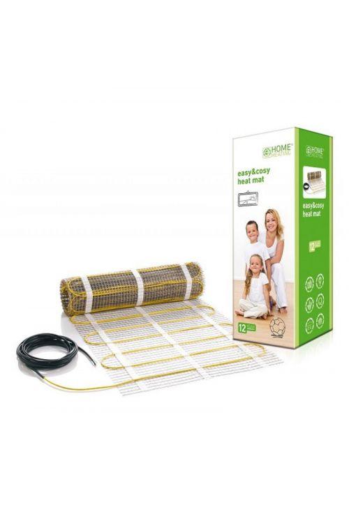 Električno talno gretje Danfoss E&C Heat Mat 150 (4 x 50 cm, 300 W, 2 m2)