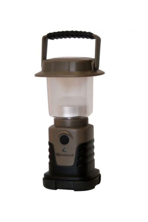 LED lanterna za kampiranje Bauhaus (3 x AA)