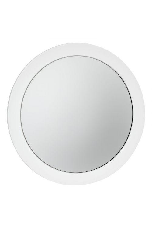 Stensko kozmetično ogledalo Venus Zoe (Ø 12,5 cm, krom)