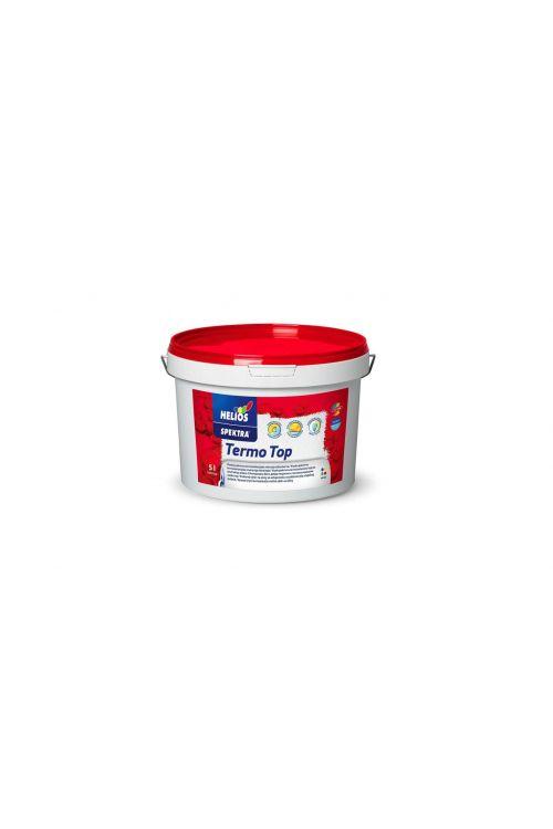 Termoizolacijska notranja stenska barva SPEKTRA TERMO TOP  (5 l, visoko pokrivna, zmanjšuje kondenzacijo vodne pare, bela)_2