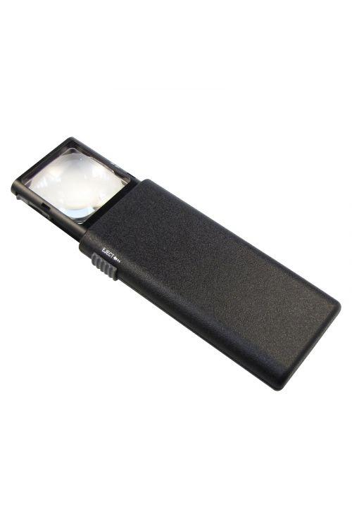 Zložljivo povečevalno steklo z LED žarnico (3 x AAA baterije)