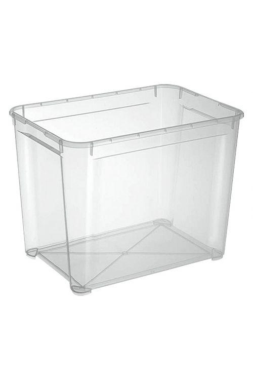 Zaboj za shranjevanje Regalux Clear Box XL (70l, d 54,8 x š 38,4 x v 42,2 cm)