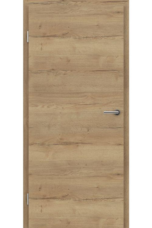 Notranja vrata Lip Bled (2000 x 650 mm, CPL2 L1, hrast grča, leva)