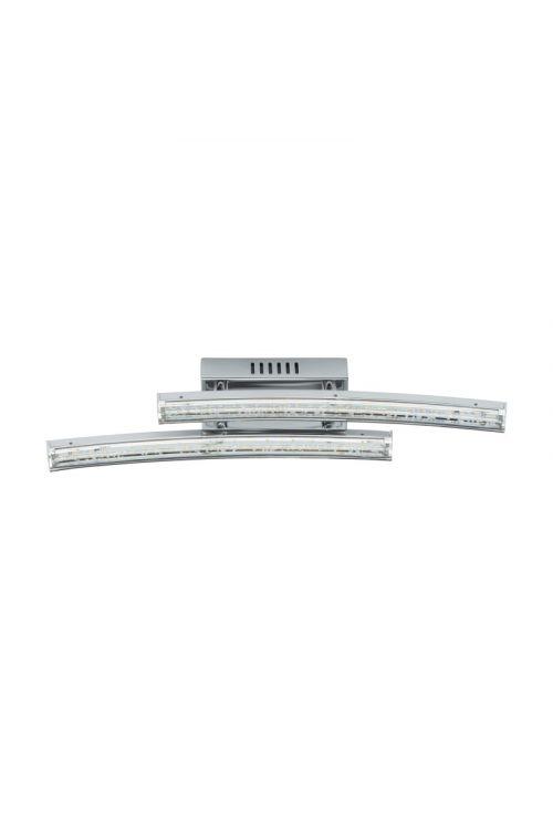 LED stenska svetilka Eglo Pertini (2 x 3 W, 6 x 33 x 7,5 cm, 760 lm, topla bela svetloba)